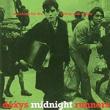 DEXYS MIDNIGHT RUNNERS-SEARCHING FOR THE YOUNG SOUL REBELS LP VG+ COVER VG