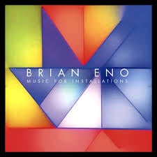 ENO BRIAN-MUSIC FOR INSTALLATIONS 9LP BOX SET *NEW*