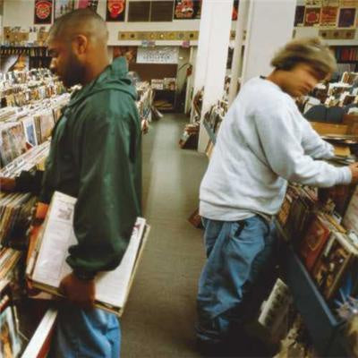 DJ SHADOW-ENDTRODUCING 2 CD VG