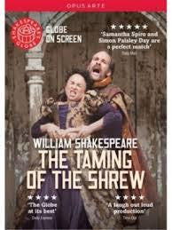 SHAKESPEARE WILLIAM-TAMING OF THE SHREW DVD *NEW*