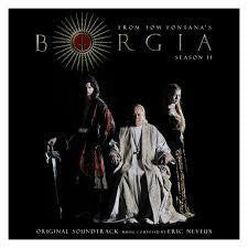 NEVEUX ERIC-BORGIA SEASON II OST CD *NEW*