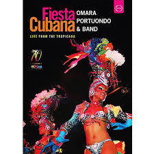 FIESTA CUBANA-LIVE FROM THE TROPICANA DVD *NEW*
