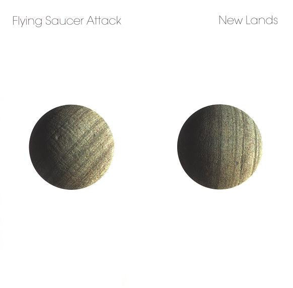 FLYING SAUCER ATTACK-NEW LANDS CD VG
