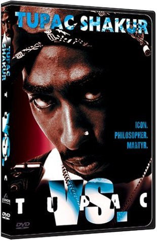 2PAC-TUPAC VS. DVD G