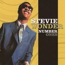 STEVIE WONDER-NUMBER ONES CD VG