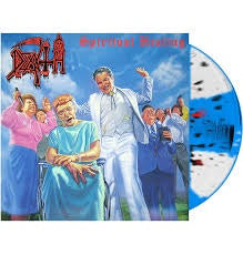 DEATH-SPIRITUAL HEALING LP *NEW*