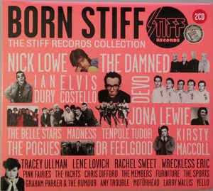 BORN STIFF-VARIOUS ARTISTS 2CD *NEW*