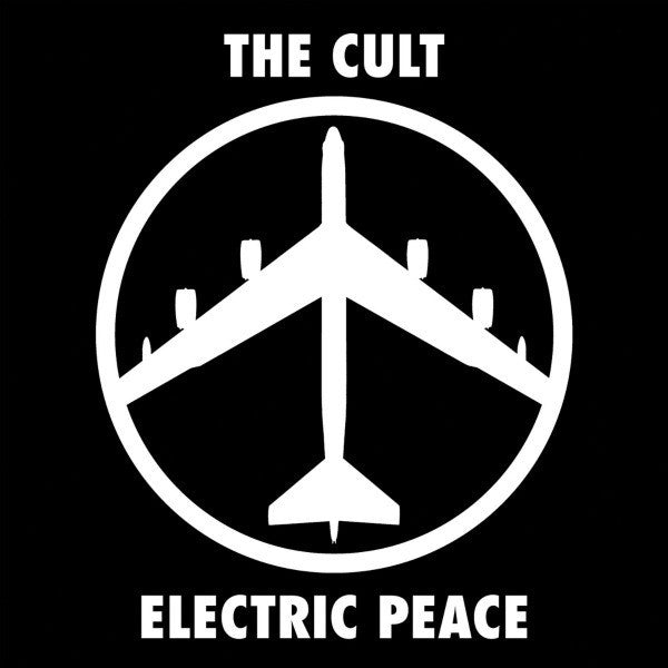 CULT THE-ELECTRIC PEACE 2LP *NEW*