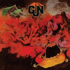 GUN-GUN RED VINYL LP *NEW*