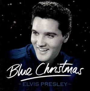 PRESLEY ELVIS-BLUE CHRISTMAS CD VG