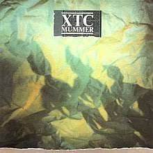 XTC-MUMMER LP NM COVER VG+