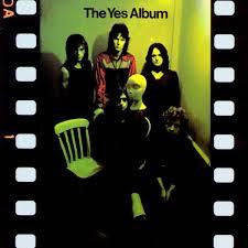 YES-THE YES ALBUM CD VG