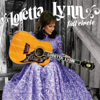 LYNN LORETTA-FULL CIRCLE CD VG+