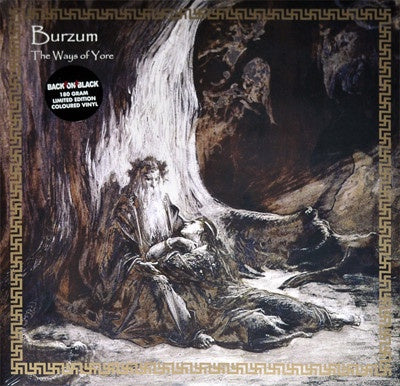 BURZUM-THE WAYS OF YORE 2LP *NEW*