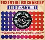 ESSENTIAL ROCKABILLY THE DECCA STORY V/A 2CD *NEW*