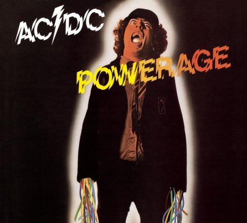 AC/DC-POWERAGE LP *NEW*