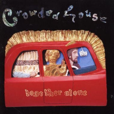 CROWDED HOUSE-TOGETHER ALONE CD VG