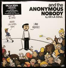 DE LA SOUL-AND THE ANONYMOUS NOBODY 2LP *NEW*