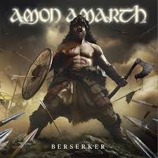 AMON AMARTH-BERSERKER 2LP *NEW*