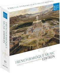 FRENCH BAROQUE MUSIC- EDITION BOX SET 10CD VG