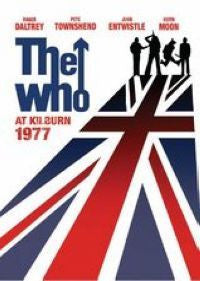 WHO THE-AT KILBURN 1977 2DVD VG