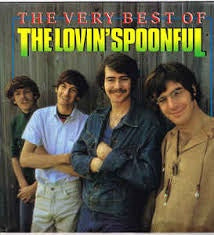 LOVIN' SPOONFUL THE-THE VERY BEST OF LP VG+ COVER VG