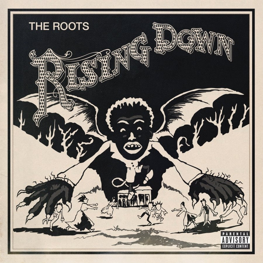 ROOTS THE-RISING DOWN 2LP *NEW*