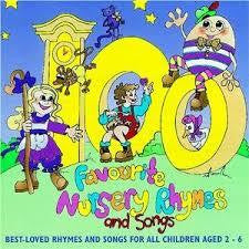 100 FAVOURITE NURSERY RHYMES AND SONGS *NEW*