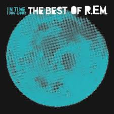 R.E.M BEST OF- IN TIME 1988-2003 2LP *NEW*