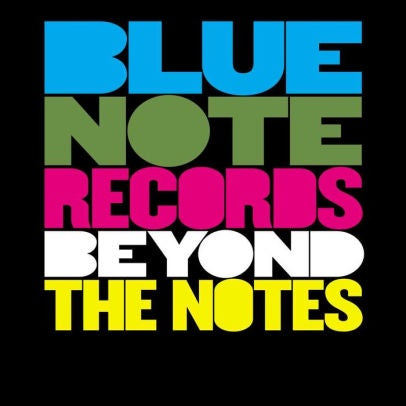 BLUE NOTE RECORDS BEYOND THE NOTES DVD *NEW*