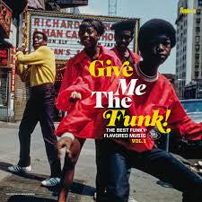 GIVE ME THE FUNK! VOL.1-VARIOUS ARTISTS LP *NEW*