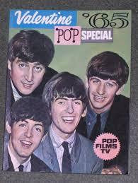 VALENTINE POP SPECIAL '65 BOOK G