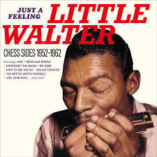 LITTLE WALTER-JUST A FEELING LP *NEW*
