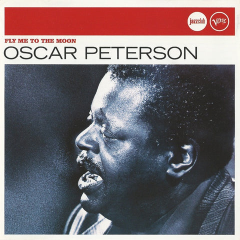 PETERSON OSCAR-FLY ME TO THE MOON CD VG