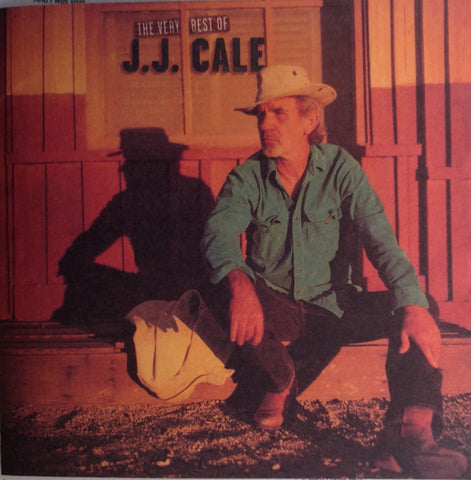 CALE J.J.-THE VERY BEST OF J.J. CALE CD VG