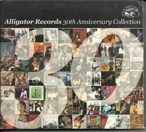 ALLIGATOR RECORDS 30TH ANNIVERSARY COLLECTION-VARIOUS ARTISTS 2CD VG