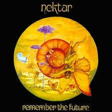 NEKTAR-REMEMBER THE FUTURE LP EX COVER VG