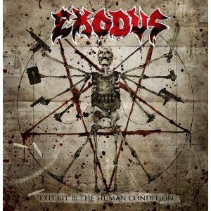 EXODUS-EXHIBIT B: THE HUMAN CONDITION CD VG+