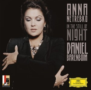 NETREBKO ANNA/ DANIEL BARENBOIM-IN THE STILL OF NIGHT CD VG+
