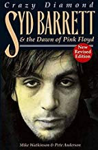 SYD BARRETT-CRAZY DIAMOND & THE DAWN OF PINK FLOYD BOOK VG