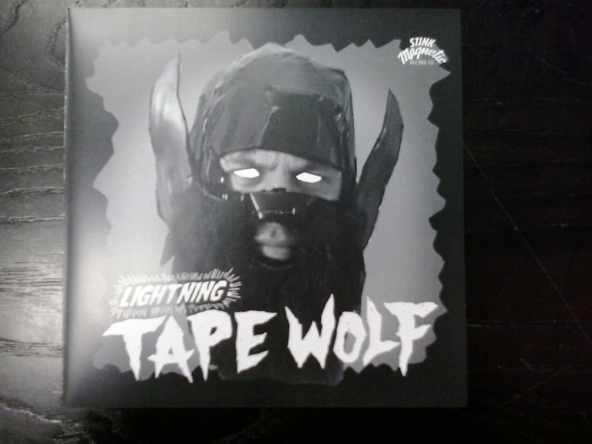 "LIGHTNING TAPE WOLF-THE BALLARD OF DR ELMSTEIN 7"" *NEW*"