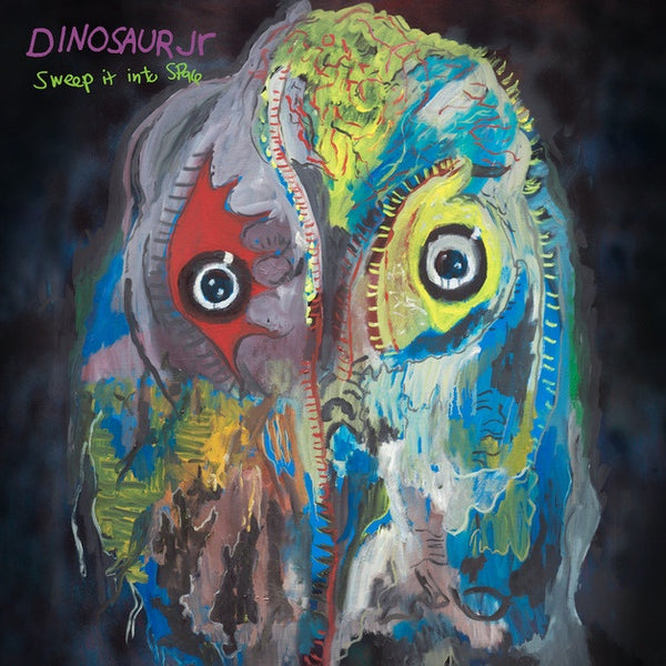 DINOSAUR JR-SWEEP IT INTO SPARE LIMITED PURPLE RIPPLE VINYL *NEW*