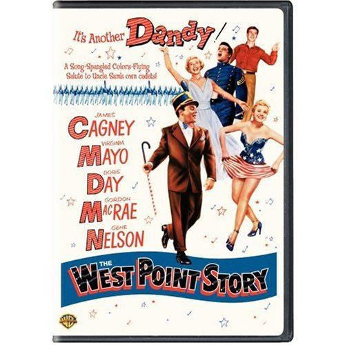 WEST POINT STORY DVD REGION 2 VG