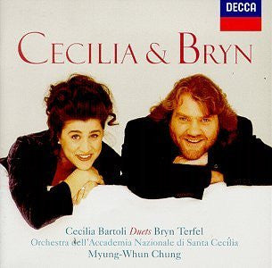 BARTOLI CECILIA AND BRYN TERFEL-DUETS *NEW*