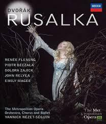 DVORAK-RUSALKA RENEE FLEMMING BLURAY *NEW