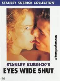 EYES WIDE SHUT REGION 4 DVD M