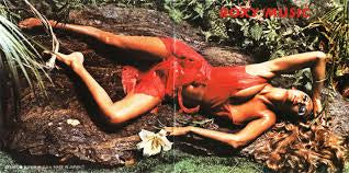 ROXY MUSIC-STRANDED LP VG+ COVER VG+