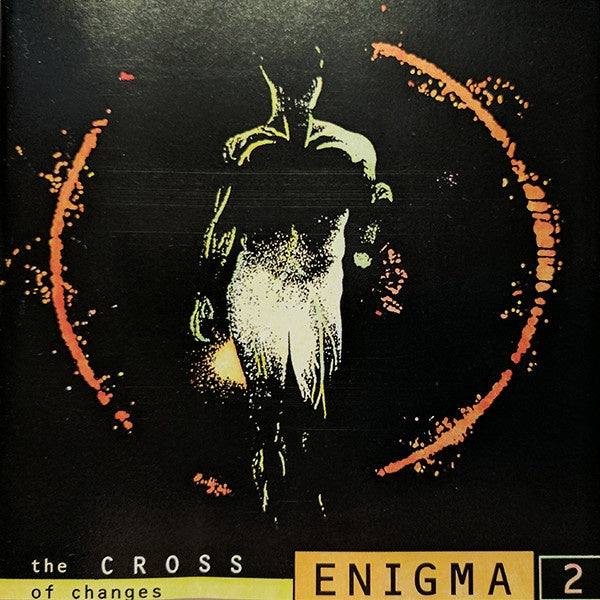 ENIGMA-THE CROSS OF CHANGES CD VG