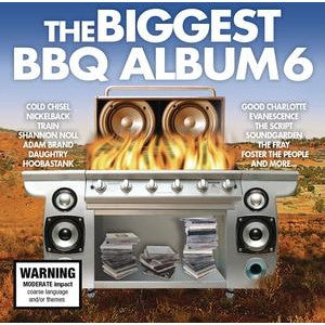 BIGGEST BBQ ALBUM 6-VARIOUS ARTISTS 3CD *NEW*