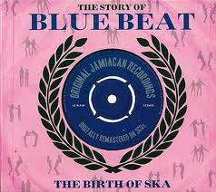 HISTORY OF BLUE BEAT-B1-BB25 A & B SIDES 3CD *NEW*